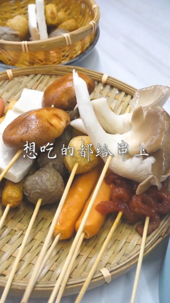 串串锅的做法大全