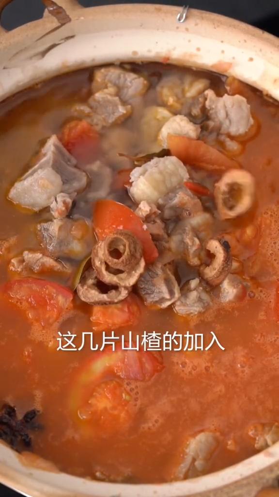 番茄土豆炖牛腩的家常做法