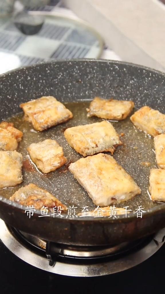 红烧带鱼的做法图解