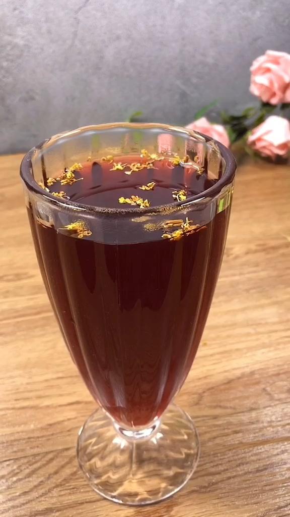 酸梅汤,酸甜开胃,超消暑的简单做法