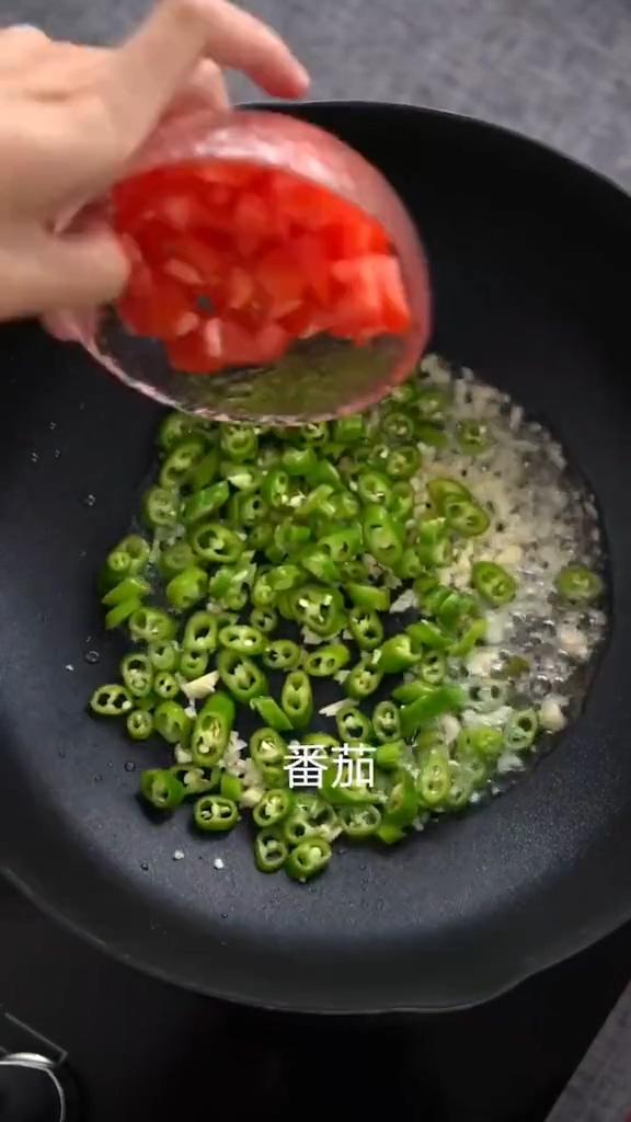 酸辣空心菜的家常做法