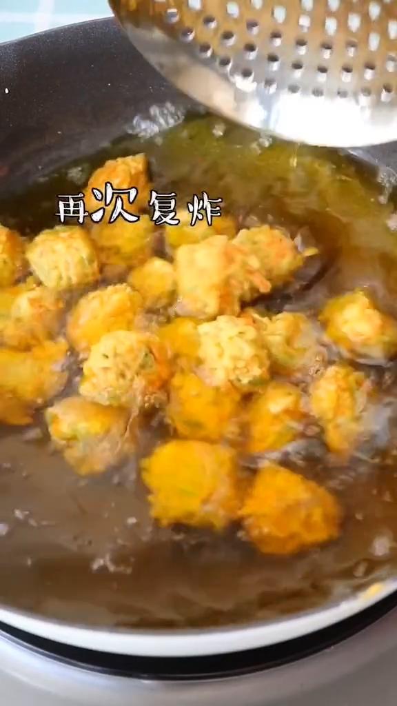 零失败素炸萝卜丸子怎么吃