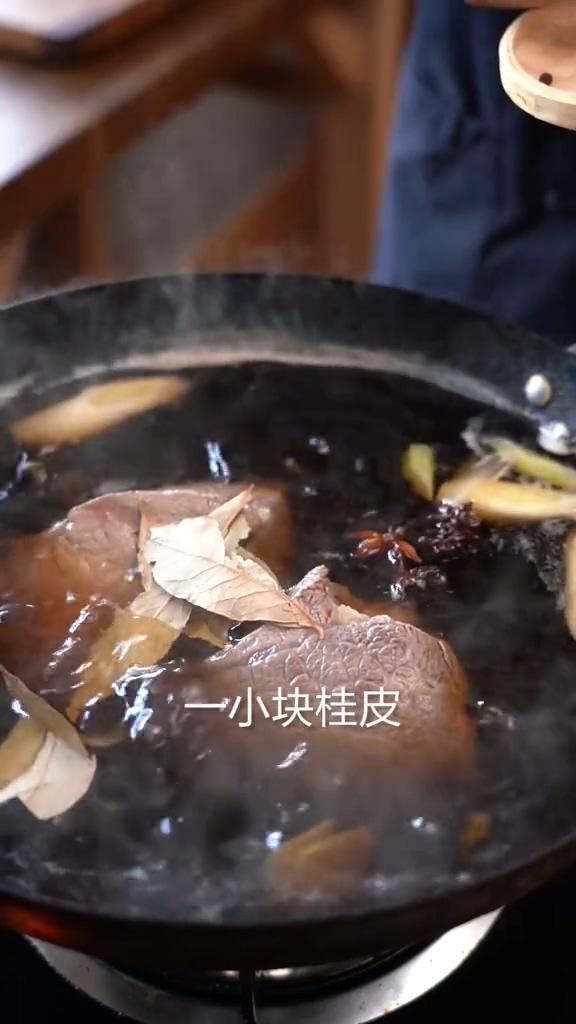 冷吃牛肉的做法图解