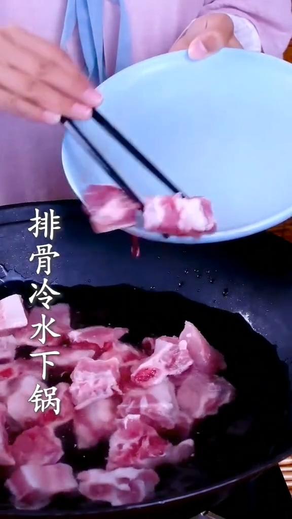 排骨糯米饭的做法图解