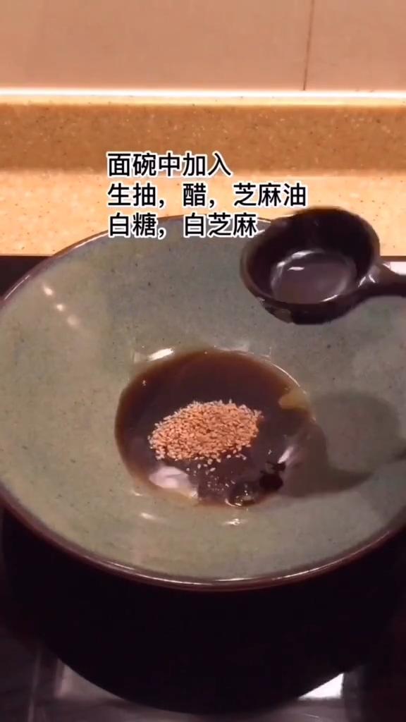 销魂酸汤面的简单做法