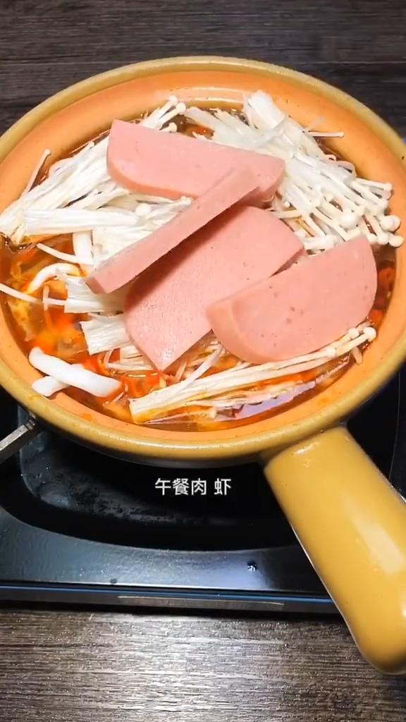 麻辣砂锅土豆粉的家常做法