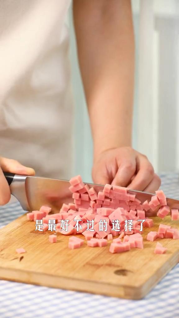无米蛋炒饭的做法图解