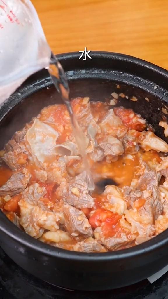 番茄牛腩怎么吃
