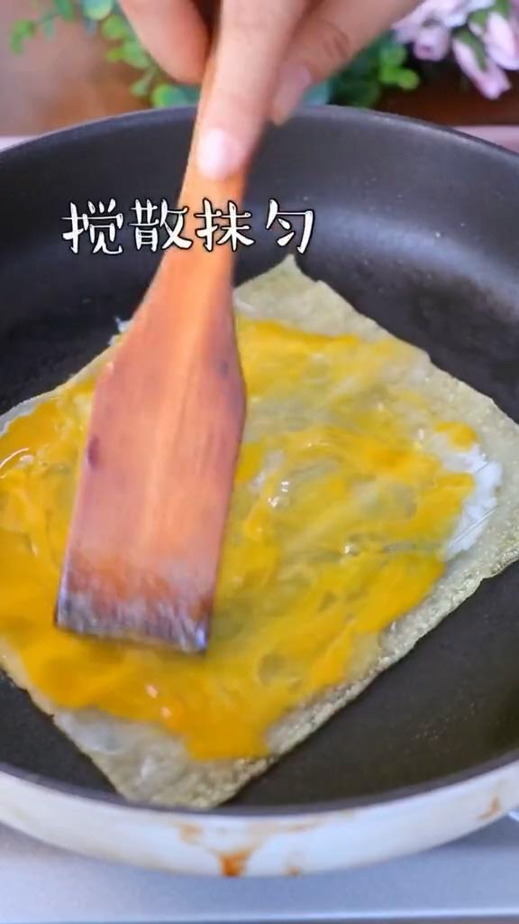自制烤冷面怎么做