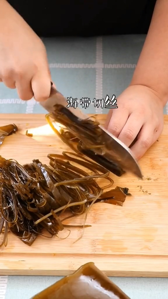 酸辣海带丝的做法图解