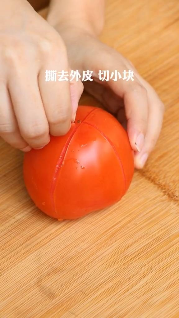 西红柿酸汤面的做法大全