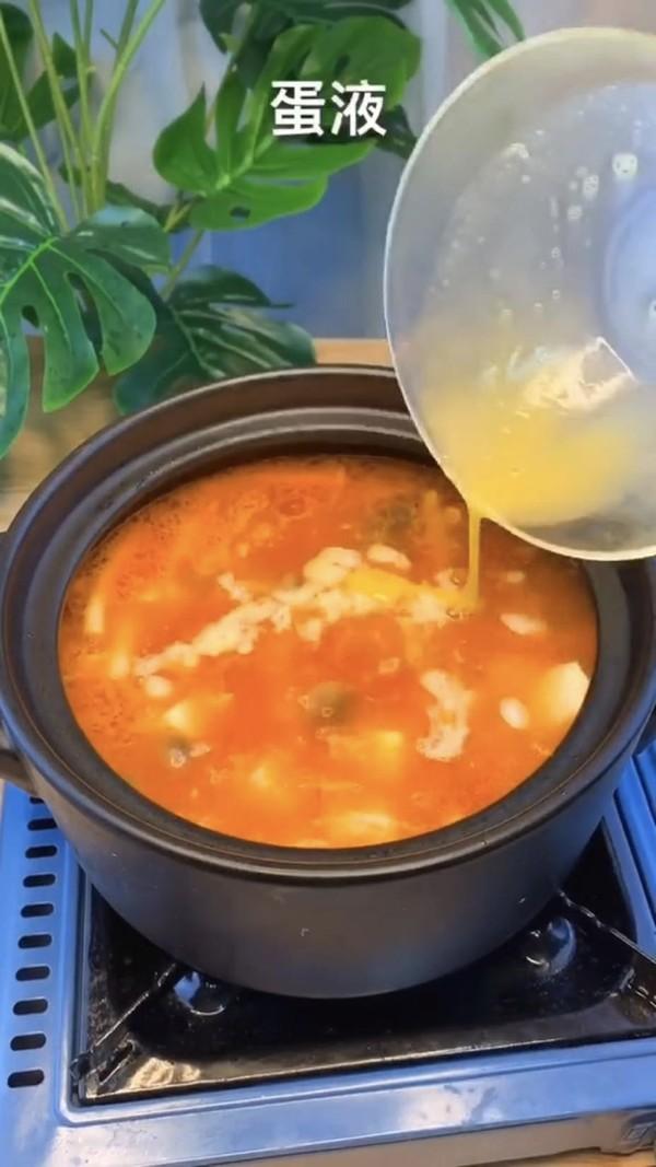 番茄开胃汤怎么吃