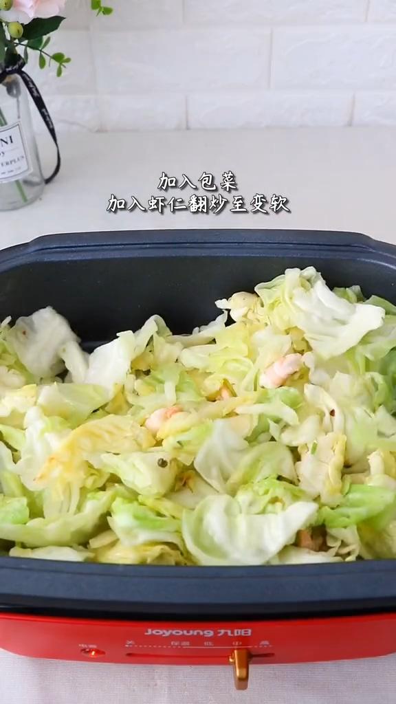 酸辣手撕包菜怎么吃