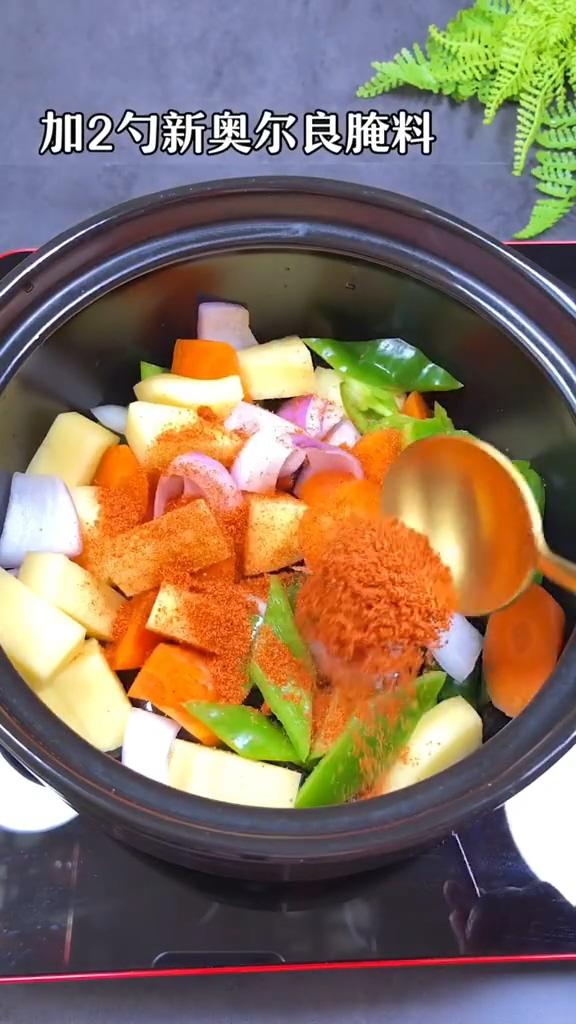 三汁鸡翅焖锅的简单做法