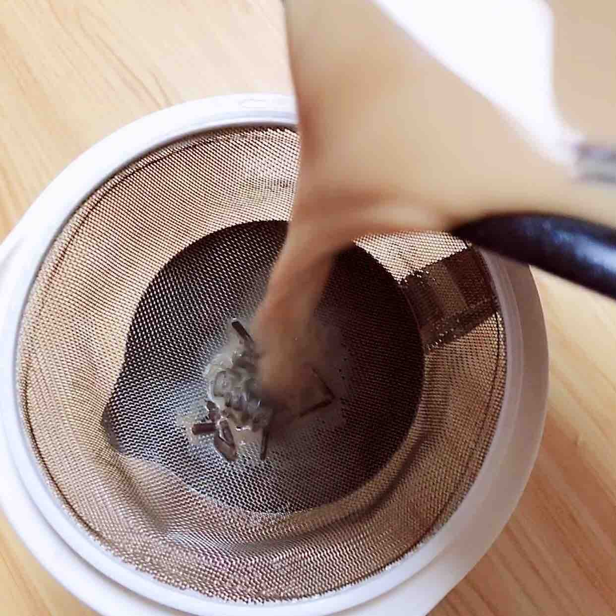 新疆奶茶的步骤
