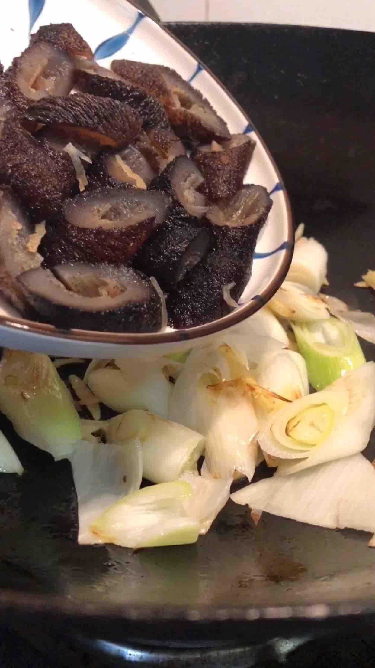 葱烧海参怎么煮