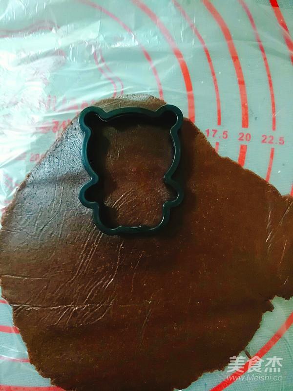 小熊饼干怎么煮