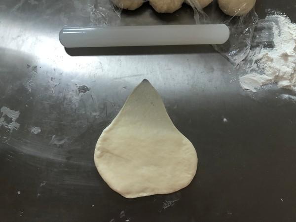 超软葱香肉松培根芝士包怎么炒