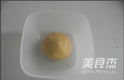 开口笑椰蓉酥的做法图解