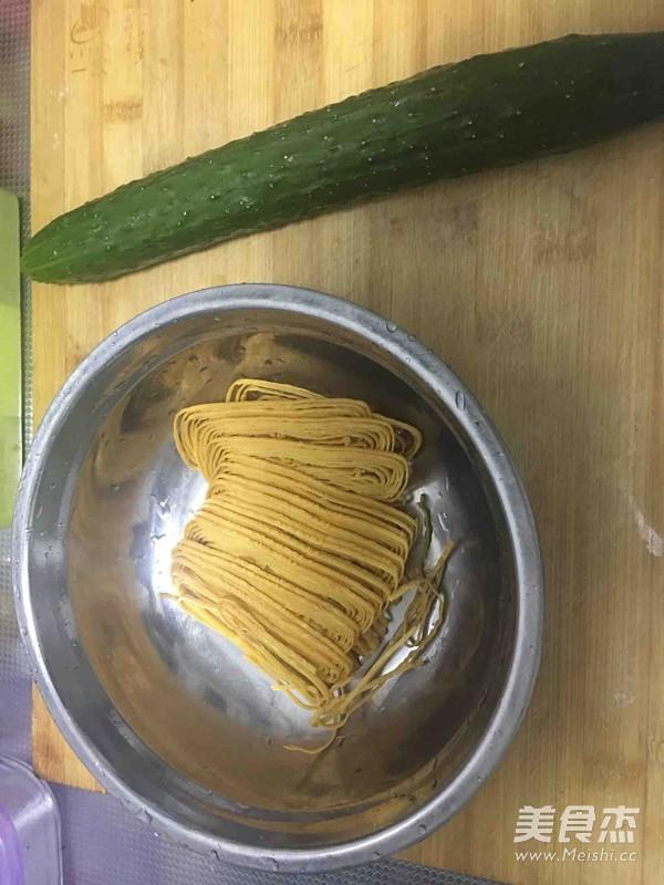 黄瓜拌豆腐丝的做法大全