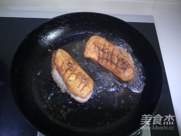 海盐黑胡椒鸭胸肉的家常做法