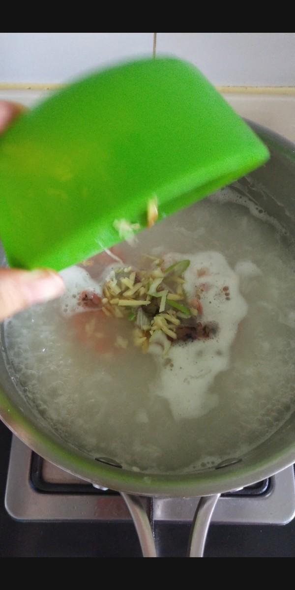 鲜虾玉米粥怎么炒