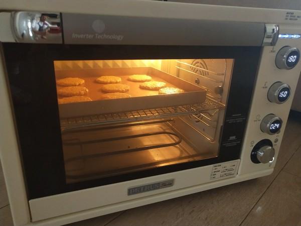 低脂燕麦小圆饼怎么炒