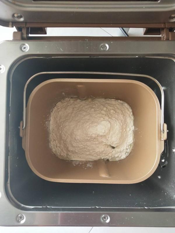 紫薯手撕面包的做法图解