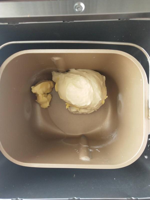 紫薯手撕面包的家常做法