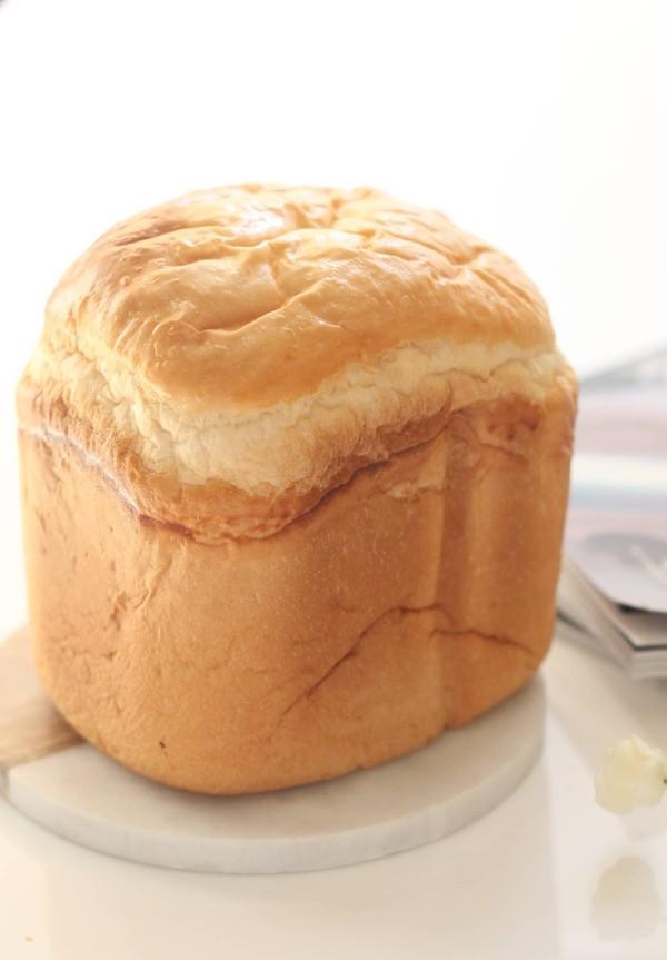 日本生吐司(面包机版)怎么煮