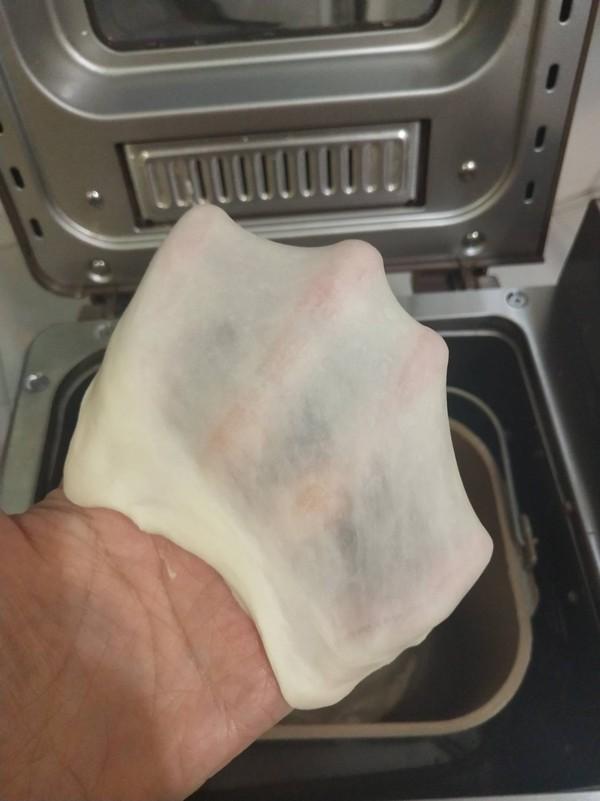 日本生吐司(面包机版)的简单做法