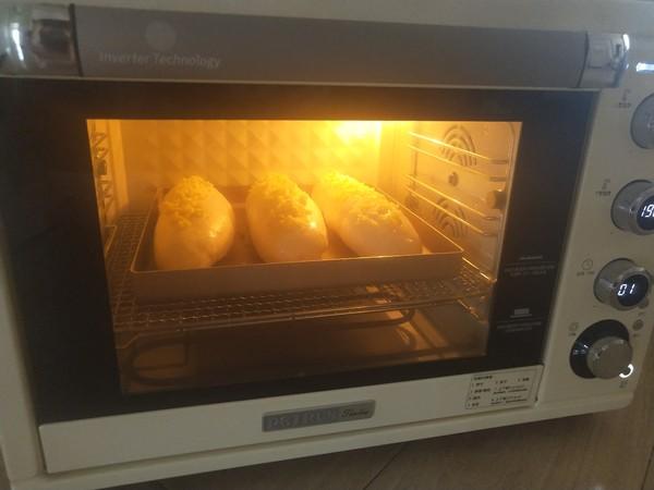 芋泥肉松面包怎样炒