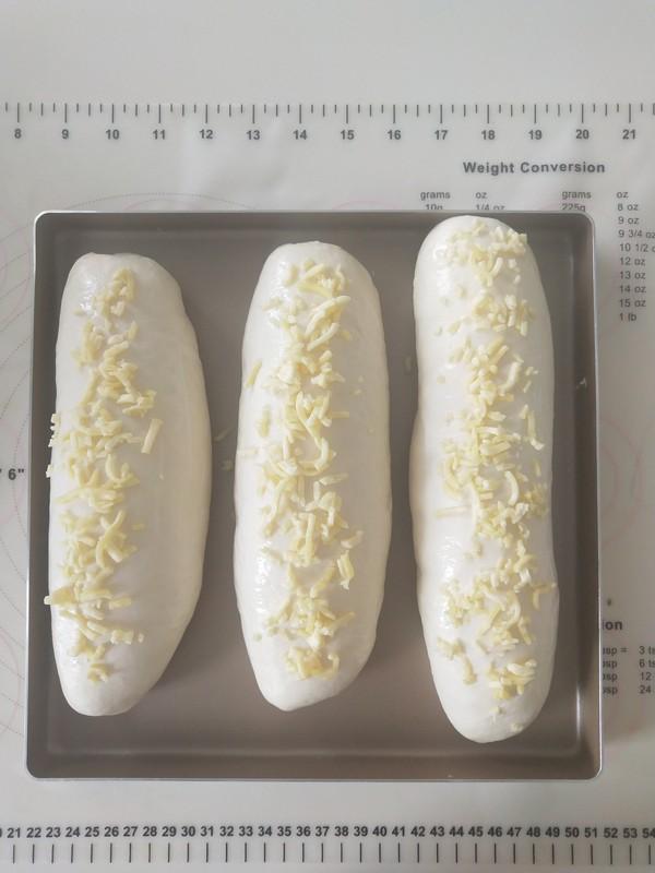 芋泥肉松面包怎样做