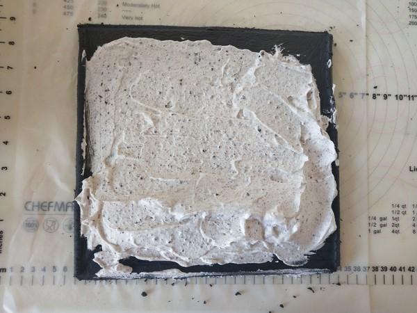 竹炭奥利奥蛋糕卷怎样做
