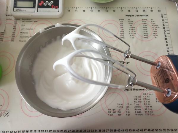 抹茶蜜豆蛋糕卷怎么做