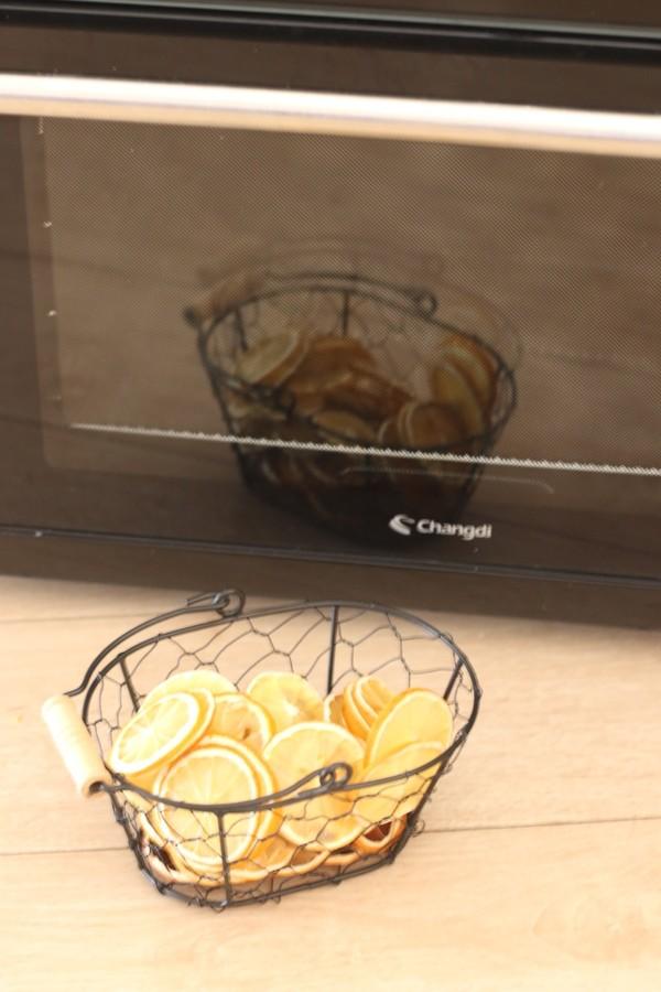 自制柠檬干怎么做