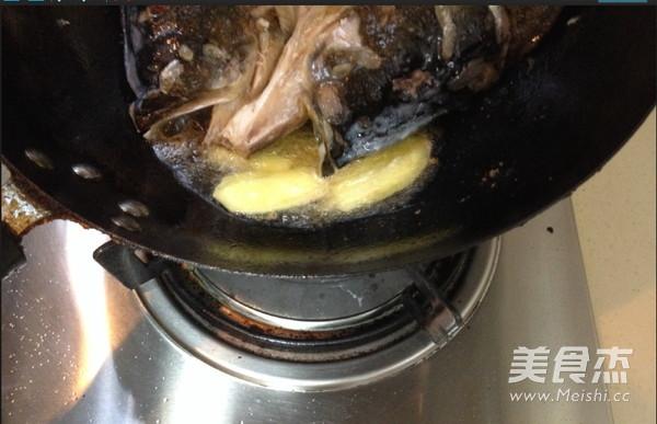 鱼头豆腐汤怎么炒