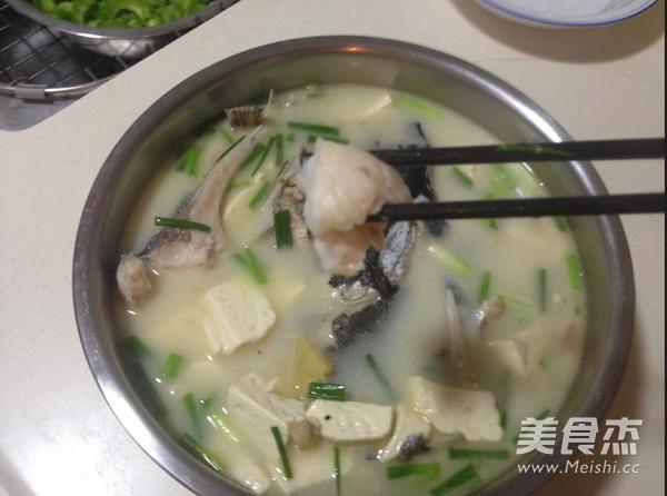 鱼头豆腐汤怎样炖