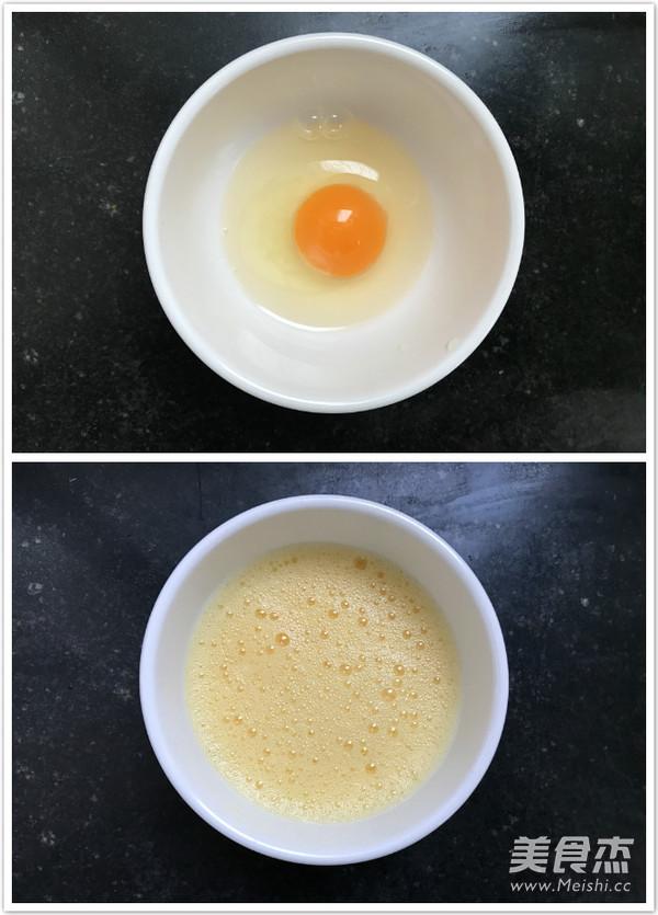 宝宝辅食:菠菜虾皮蒸蛋的家常做法