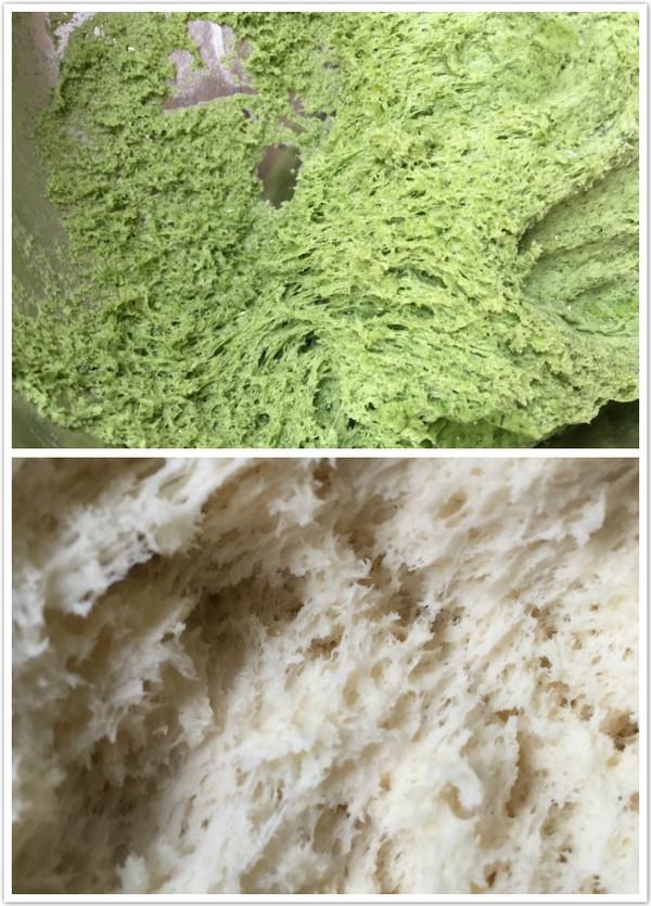 青蛙弗洛格馒头(菠菜版)怎么吃