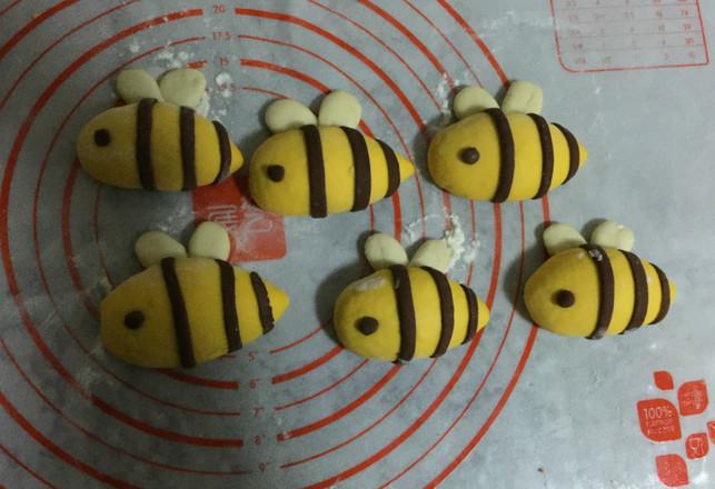 小蜜蜂馒头怎么煮