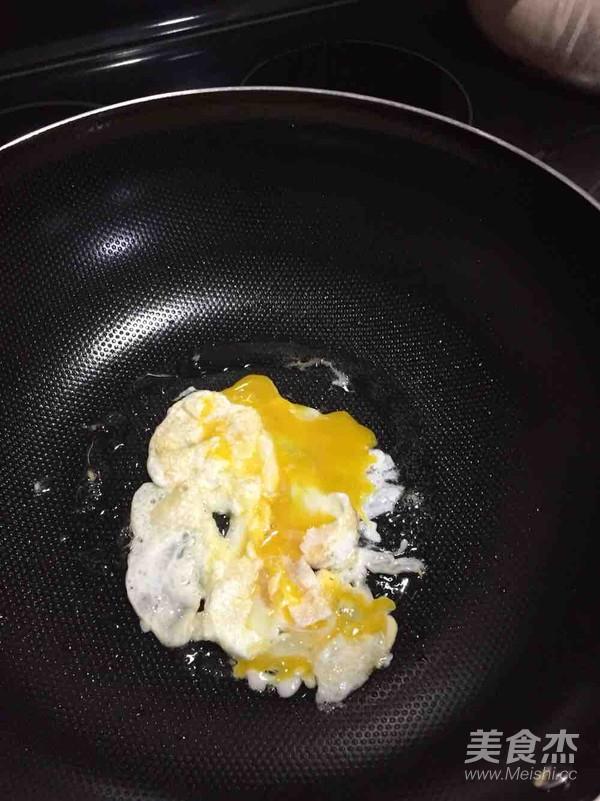 Xo酱蛋炒饭的简单做法
