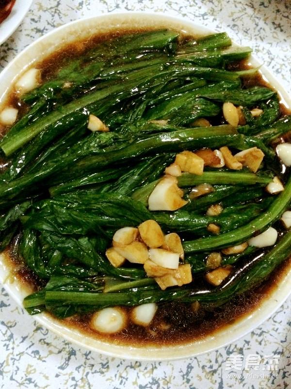 蚝油油麦菜怎么炒