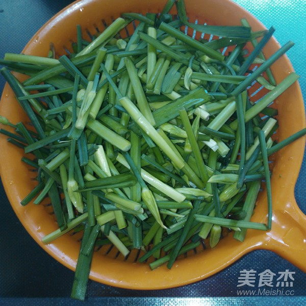韭菜苔炒鸡蛋的做法大全