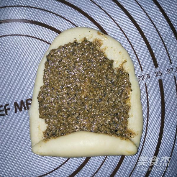 芝麻酱面包怎么煸