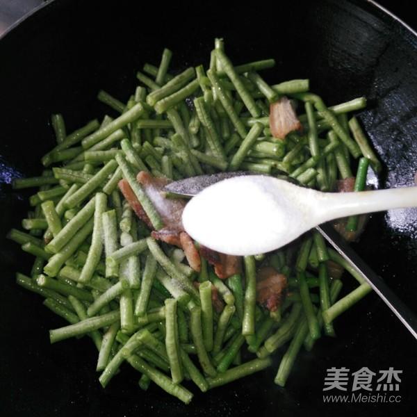 油焖豇豆怎么吃
