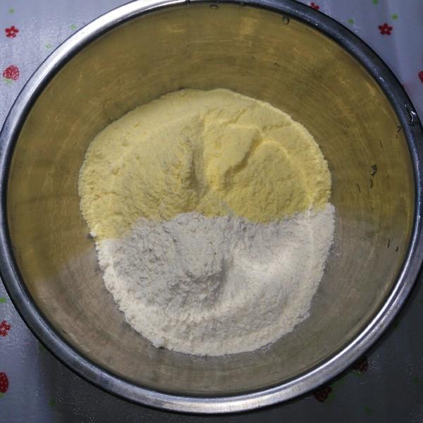 软香玉米饼的做法大全