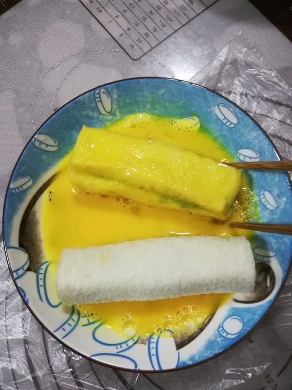 霸王超市丨香蕉牛油果土司卷怎样煸