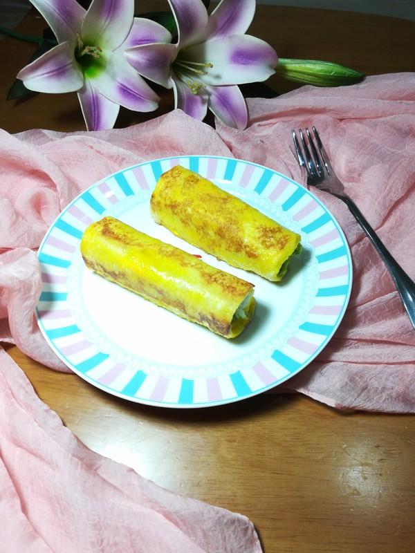 霸王超市丨香蕉牛油果土司卷怎样煮