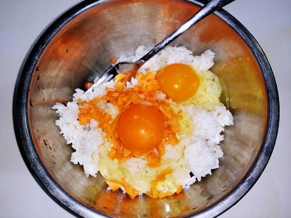 霸王超市丨米饭鸡蛋饼的家常做法